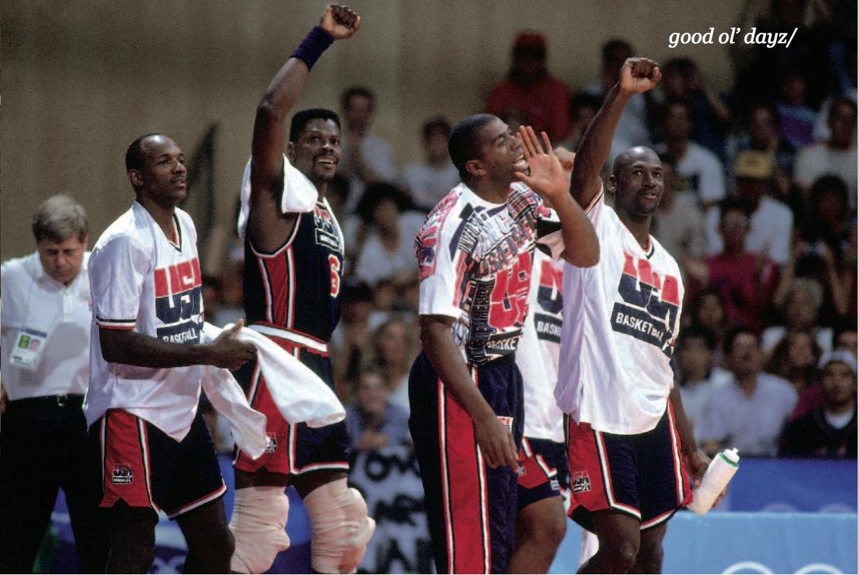 Dream Team : comment la meilleure équipe de l'histoire a été construite