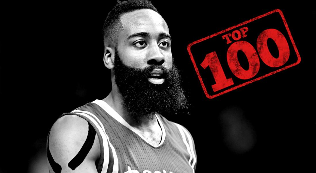 Top 100 : Les meilleurs joueurs NBA (10-6)