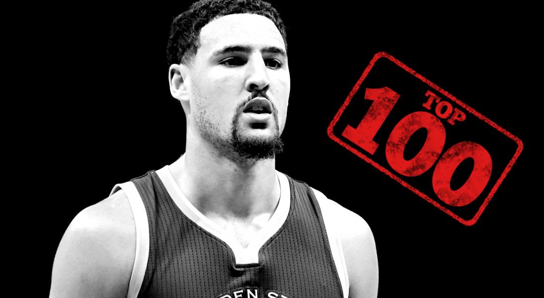 Top 100 : Les meilleurs joueurs NBA (20-16)