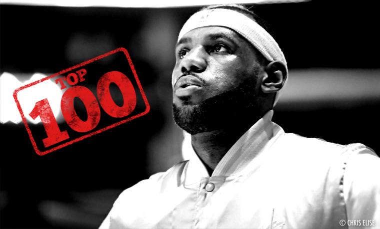 Top 100 : Les meilleurs joueurs NBA (5-1)