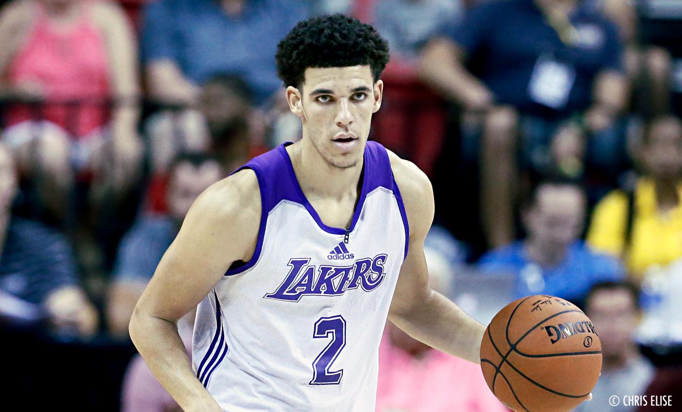 SL : Lonzo Ball envoie les Lakers en demi-finale