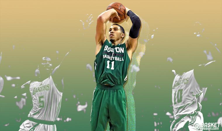 Jayson Tatum, le vrai coup de génie des Celtics ?