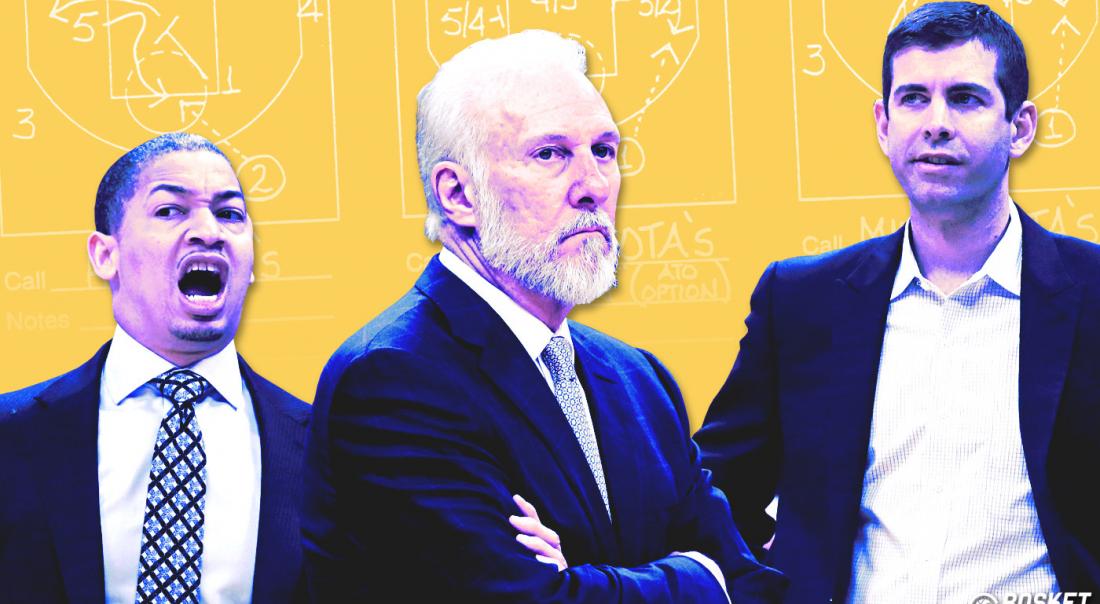 Tous les coaches NBA notés sans pitié