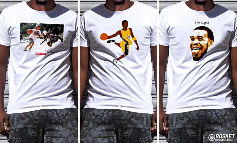 Bon plan : Les meilleurs t-shirts basket au meilleur prix !