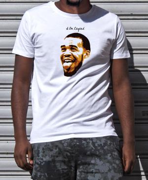 JaVale McGee t-shirt legend