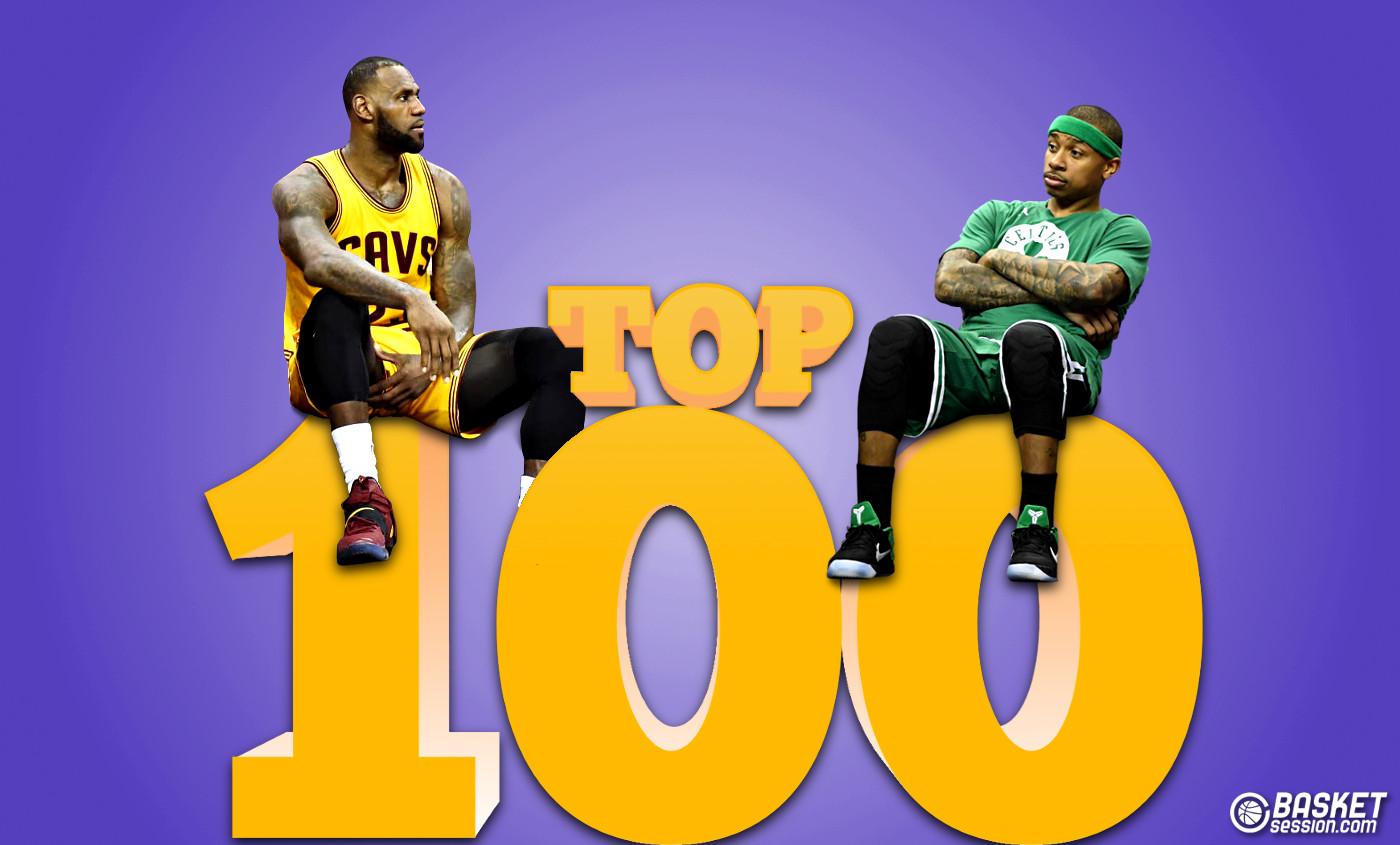 Top 100 : Les meilleurs joueurs NBA (100-86)