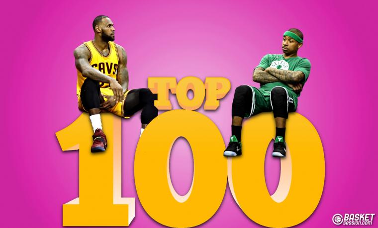 Top 100 : Les meilleurs joueurs NBA (70-56)