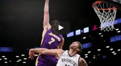 Top 100 : Tous les plus gros dunks de la saison 2016-2017 !