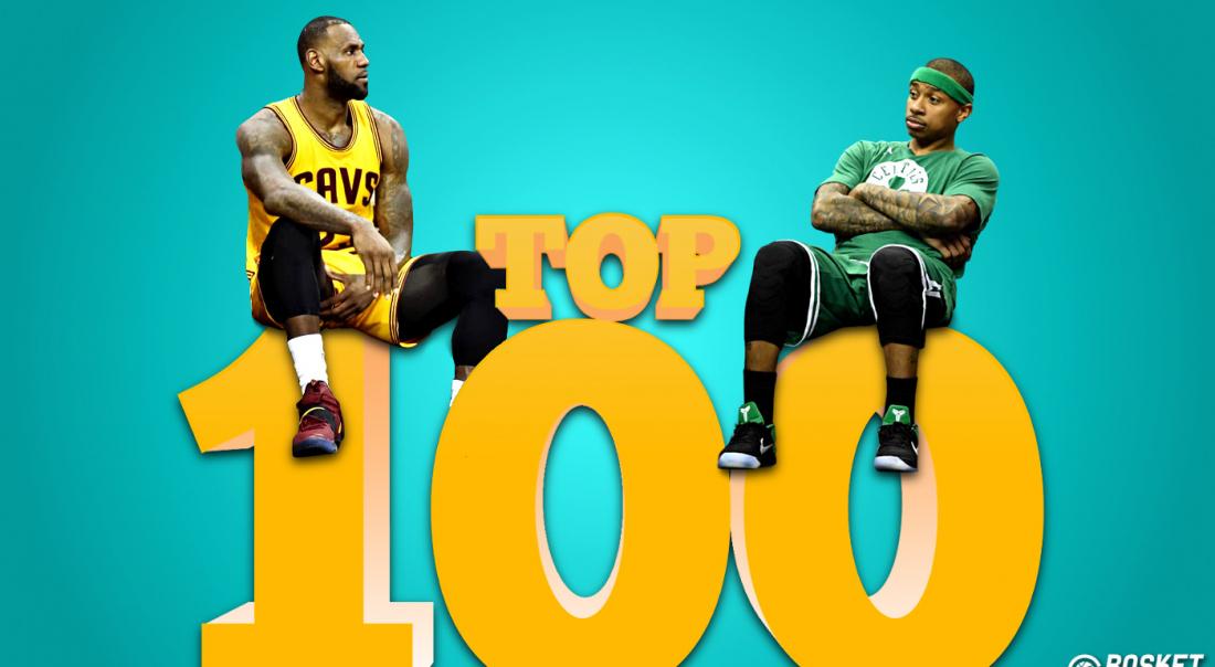 Top 100 : Les meilleurs joueurs NBA (55-41)