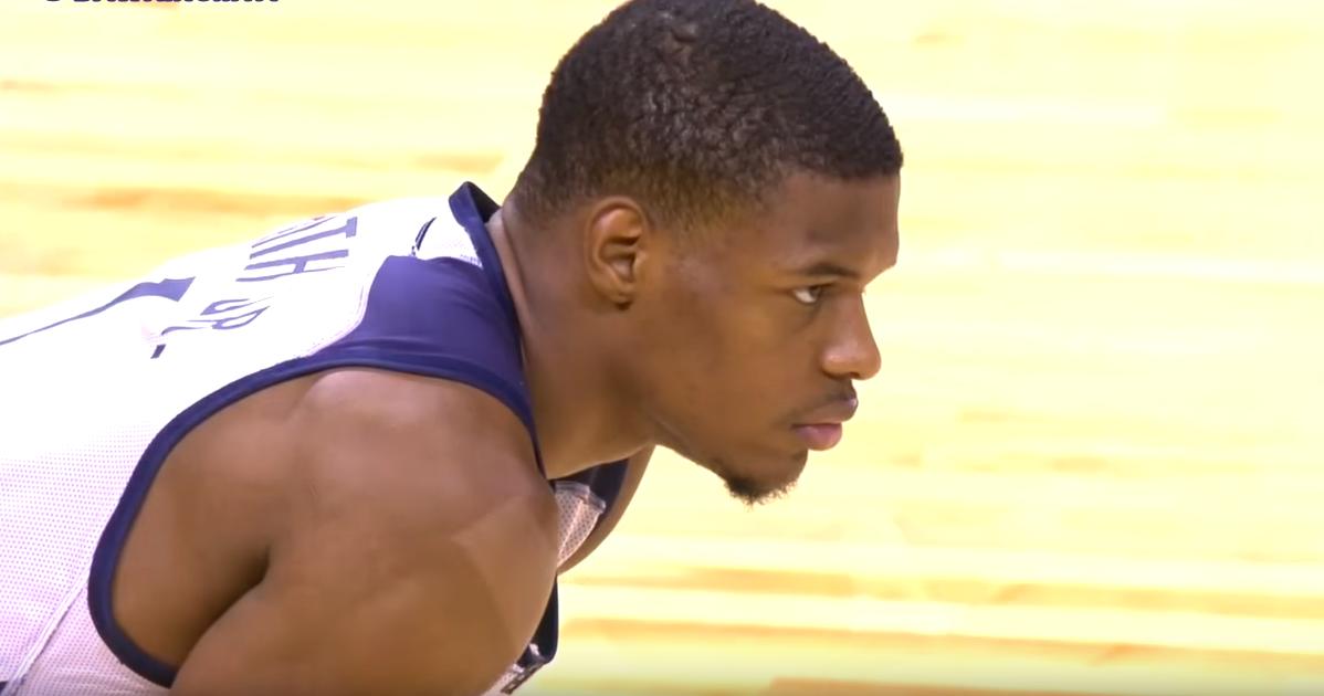 Les Knicks ont forcé Dennis Smith Jr à manger du poulpe