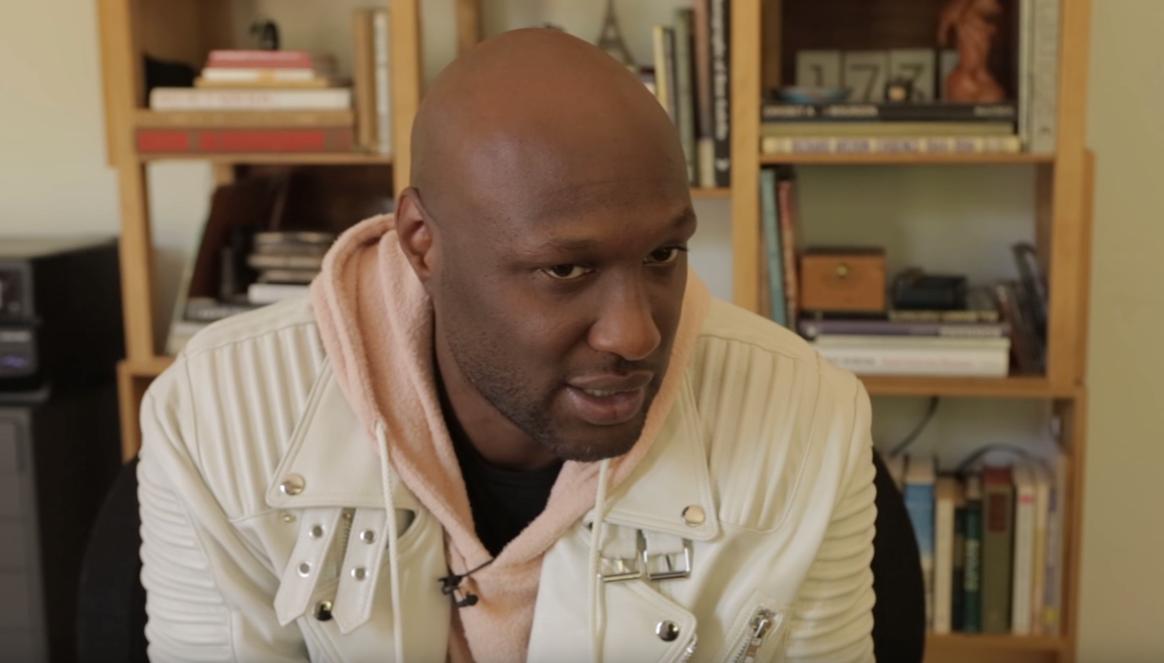 L'émouvant message de Lamar Odom pour Kobe