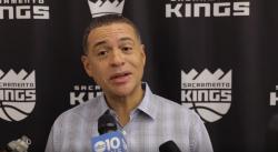 Un dirigeant des New York Knicks a peut-être sauvé sa tête jusqu'à la Draft