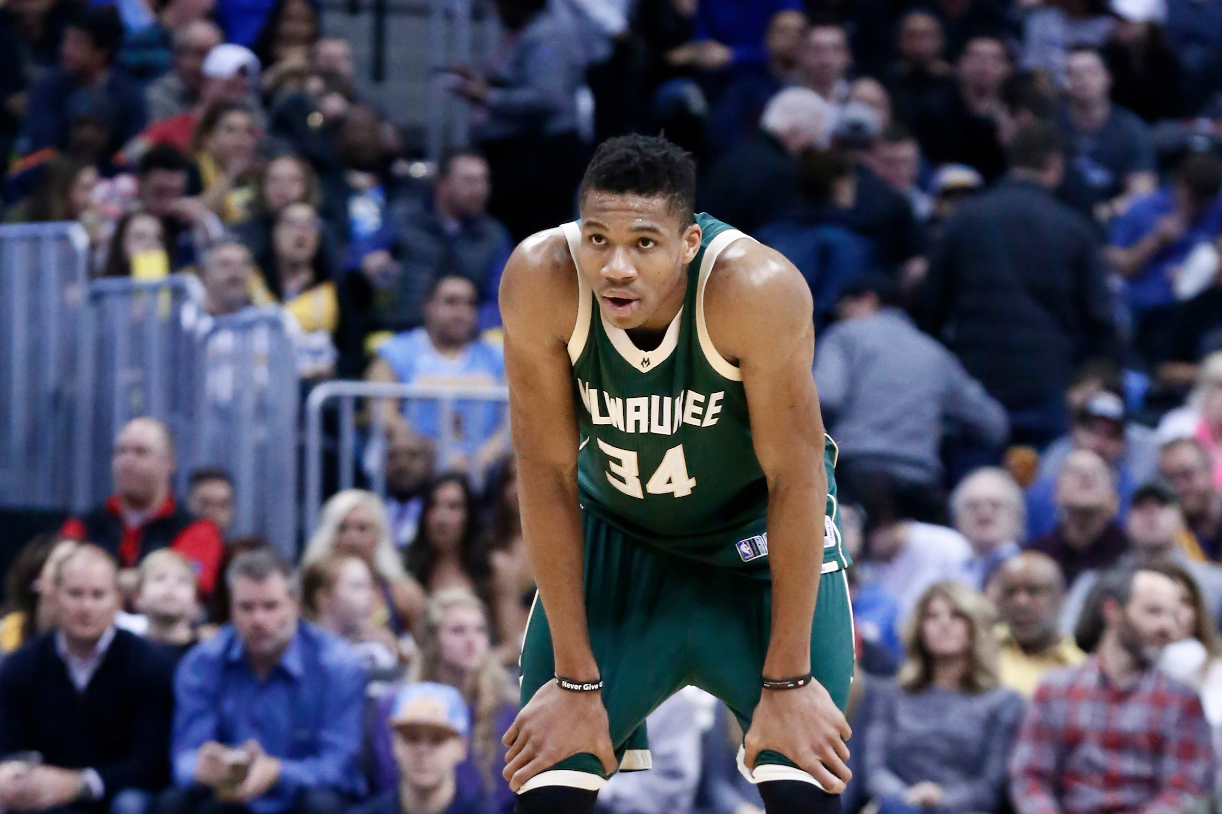 Retour perdant pour le Greek Freak