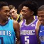 2017 NBA rookies photo shoot
