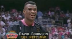Mix : David Robinson, l'amiral légendaire des Spurs