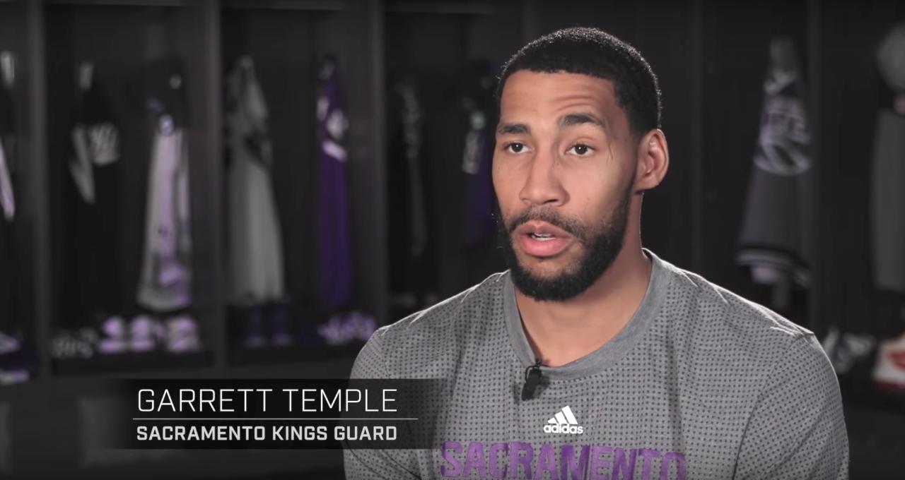 Garrett Temple rappelle que le racisme touche aussi la NBA