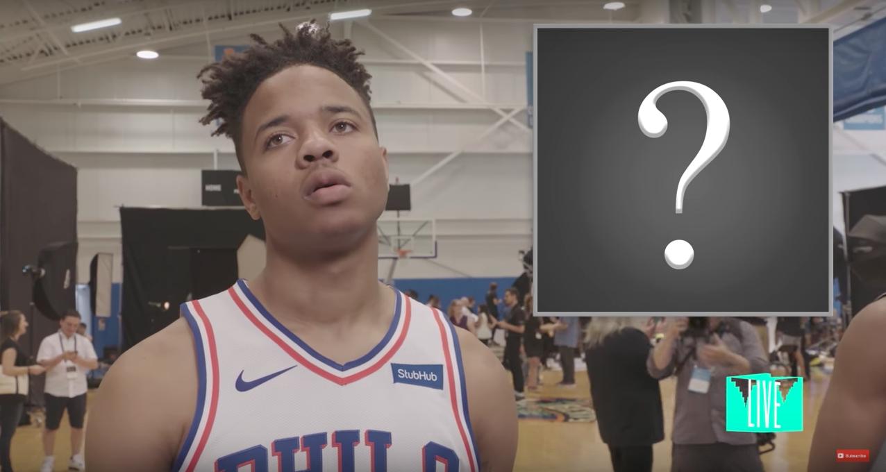 Les rookies de 2017 testés sur leur connaissance de la NBA