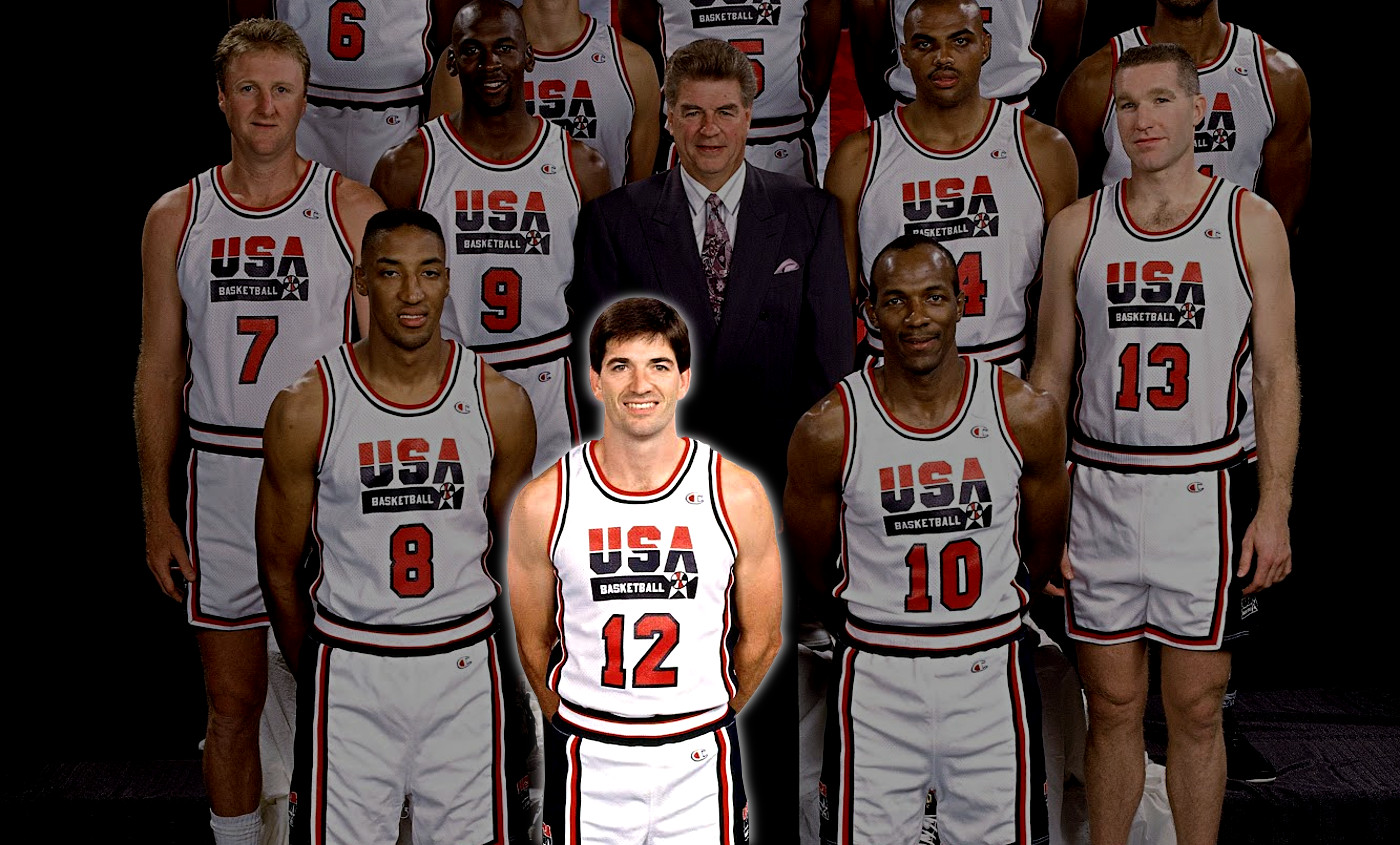 Comment John Stockton a sauvé la Dream Team