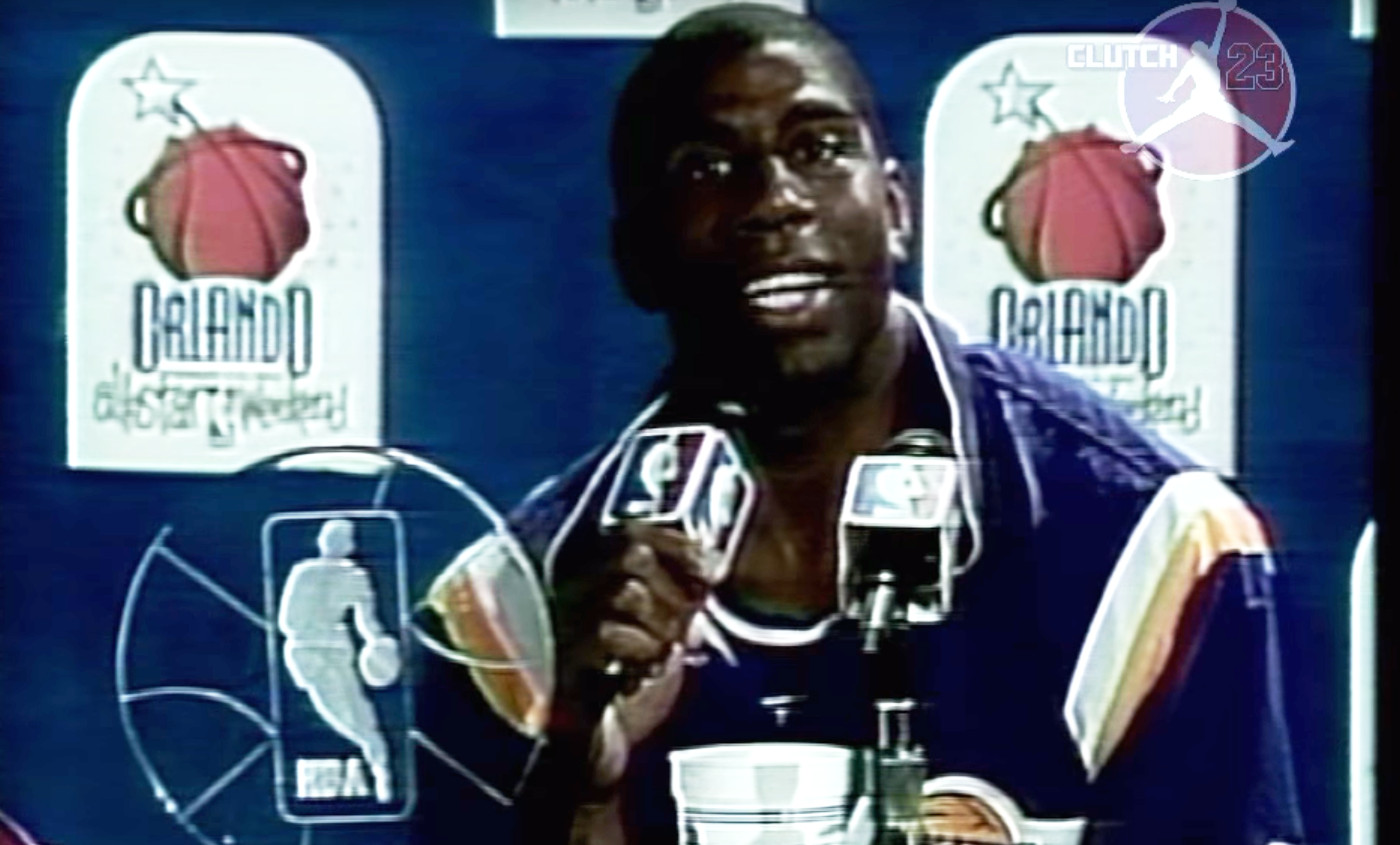 Flashback : Quand Magic Johnson faisait un comeback de rêve au All-Star Game