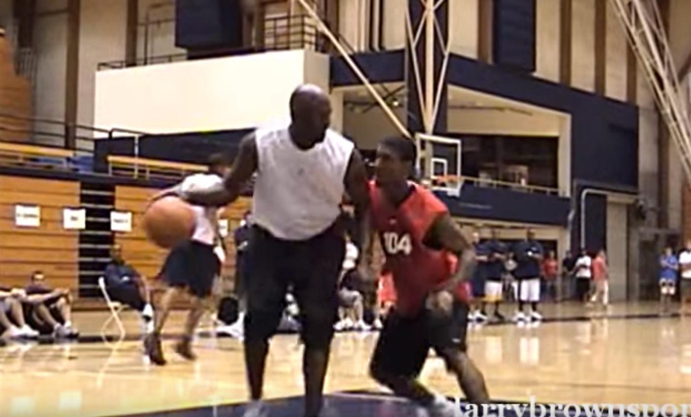 Le jour ou Michael Jordan a démonté OJ Mayo