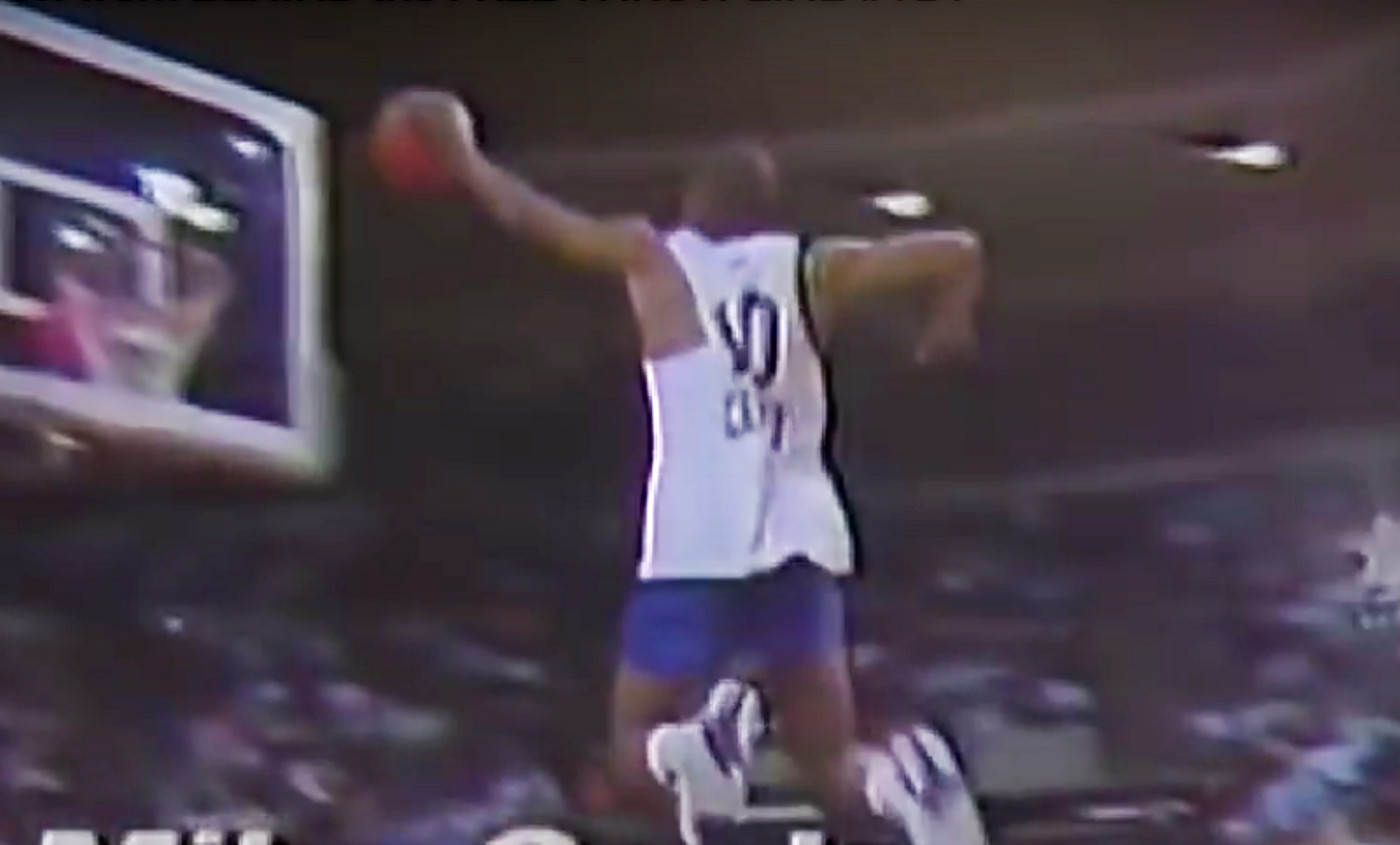 Quand le père de Mike Conley tapait des dunks des lancers francs
