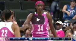 Boucherie : Quand le Minnesota Lynx colle un 37-0 à Indiana