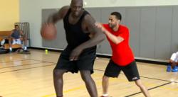 Quand des mecs normaux essaient de jouer contre des NBAers