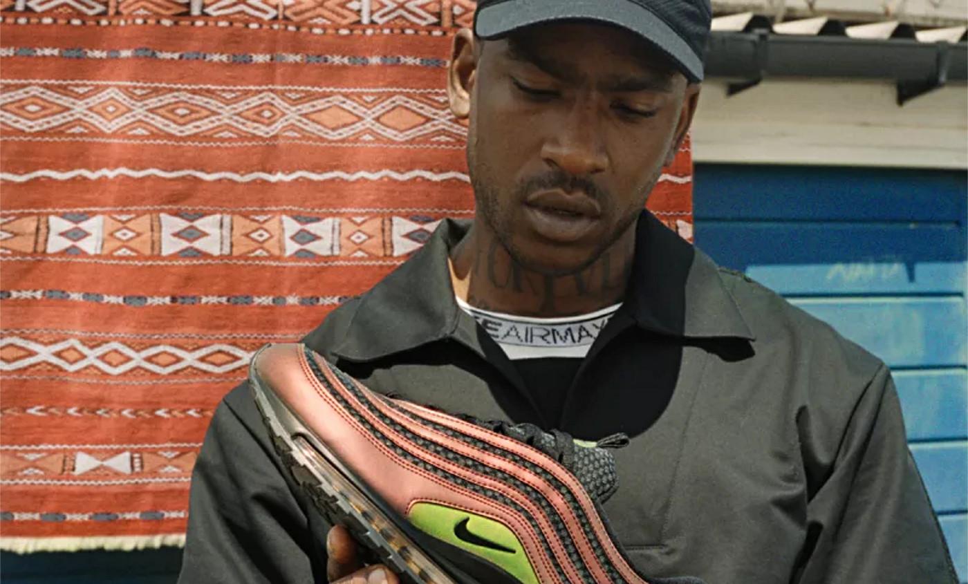 Nike offre à Skepta sa propre paire de Air Max 97