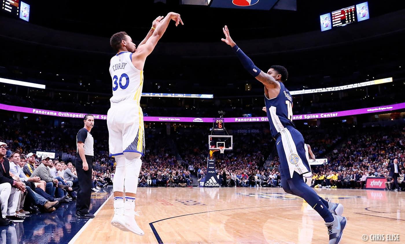 Stephen Curry sera du road trip des Warriors, même sans jouer