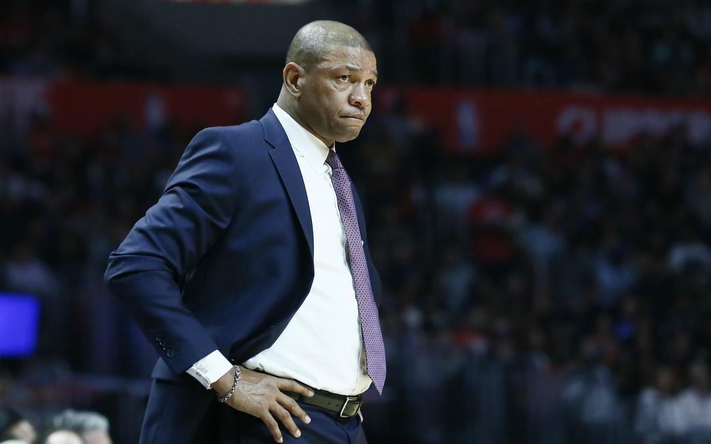 Doc Rivers finalement prolongé aux Clippers ?