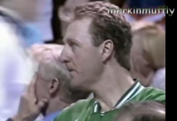 Il y a 25 ans, «Larry Legend» disait stop