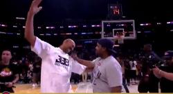 LaVar Ball battu par Ice Cube dans un shooting contest