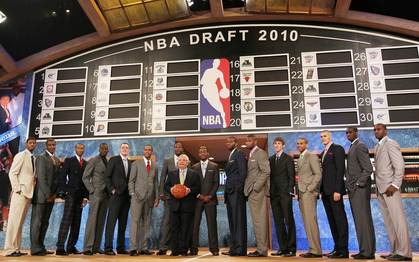 La Draft 2010 comme elle aurait dû être