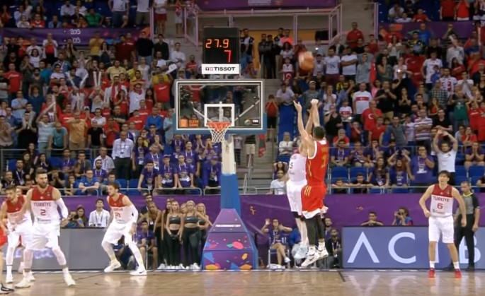 Top 5 : Porzingis au poster, Alexey Shved clutch !