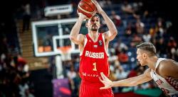 Alexey Shved porte la Russie face à la Croatie