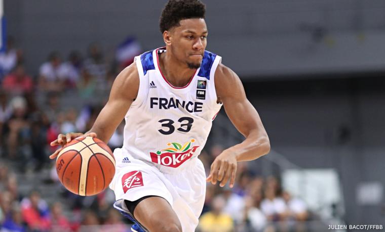 Axel Toupane va tenter un comeback en NBA