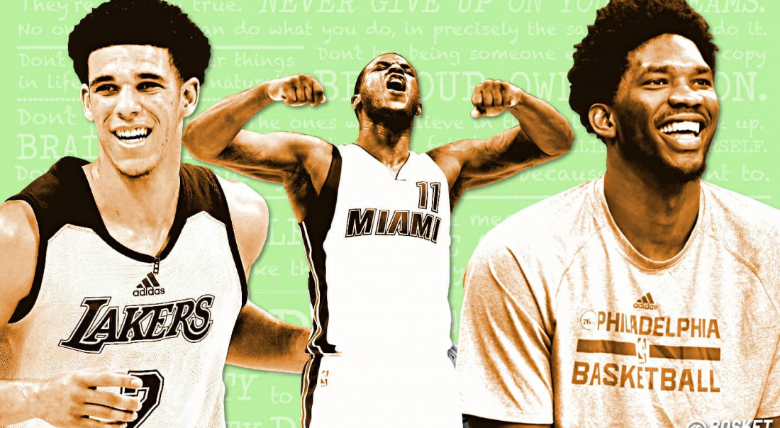 Top 10 : Ces joueurs NBA qui vont devoir assumer