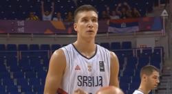 Bogdan Bogdanovic était trop chaud pour la Lettonie