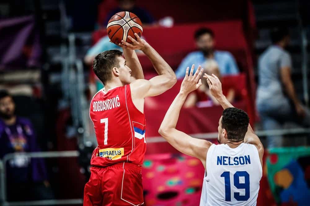 Le meilleur de Bogdan Bogdanovic à l'Euro