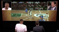 Russell Westbrook affronte Jimmy Fallon à NBA Jam