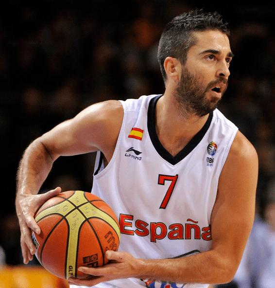 Clap de fin pour Juan Carlos Navarro avec l'Espagne