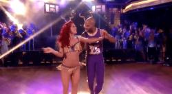 La première de Derek Fisher dans Dancing With The Stars