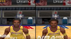 De la dreamcast à 2K18 : l'évolution de Kobe Bryant