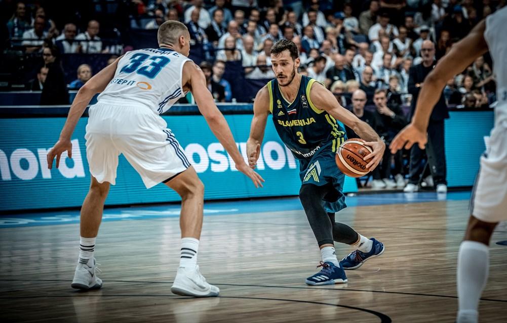 Le meilleur du MVP de l'Euro, Goran Dragic