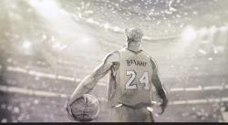 Kobe Bryant et sa déclaration d'amour pour le basket