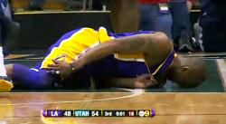 La fois où Kyrylo Fesenko a voulu se faire Kobe Bryant