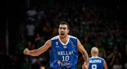 Kostas Sloukas emmène la Grèce en quart de finale