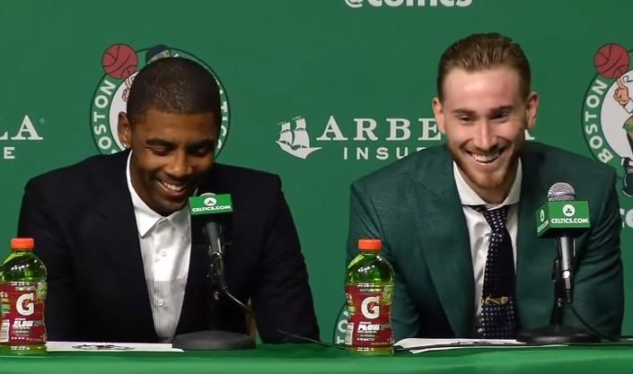 Irving et Hayward démarrent par une victoire
