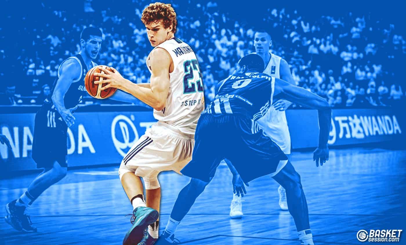 Lauri Markkanen, la révélation de l'Eurobasket 2017