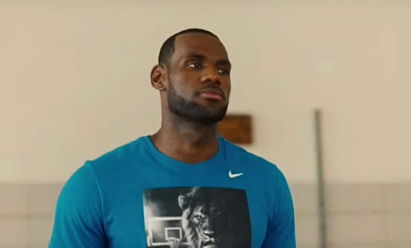 L'équipe de LeBron James, c'est d'abord celle de Nike